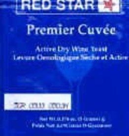 Wine Red Star Premier Cuvee Wine Yeast