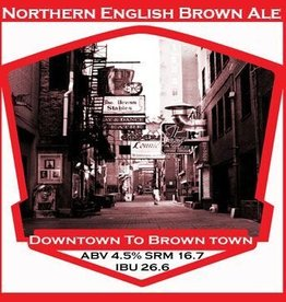 Downtown to Brown Town - PBS Kit