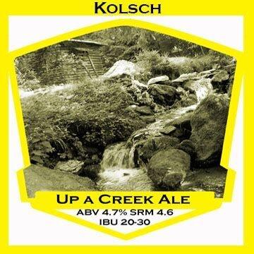 Up A Creek Ale - PBS Kit