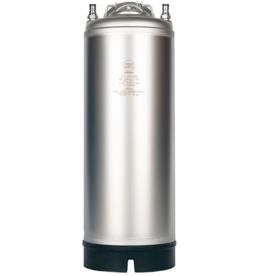 New 5 Gallon AMCYL Single Handle Ball Lock Keg
