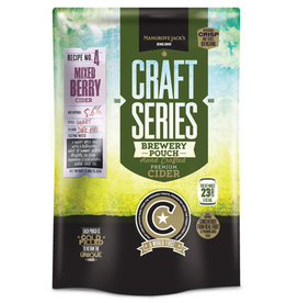 BrewCraft USA Mangrove Jack Mixed Berry Cider Kit