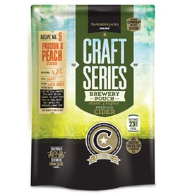Cider Mangrove Jack's Craft Series Peach & Passionfruit Cider Pouch