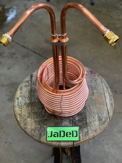 JaDed Brewing- The Scylla Wort Chiller