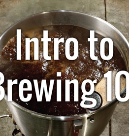 Intro to Brewing 1/22/20