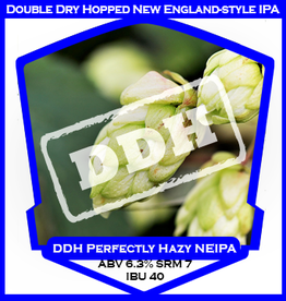 DDH Perfectly Hazy *ALL GRAIN**