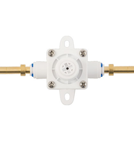 In-Line Plastic Regulator