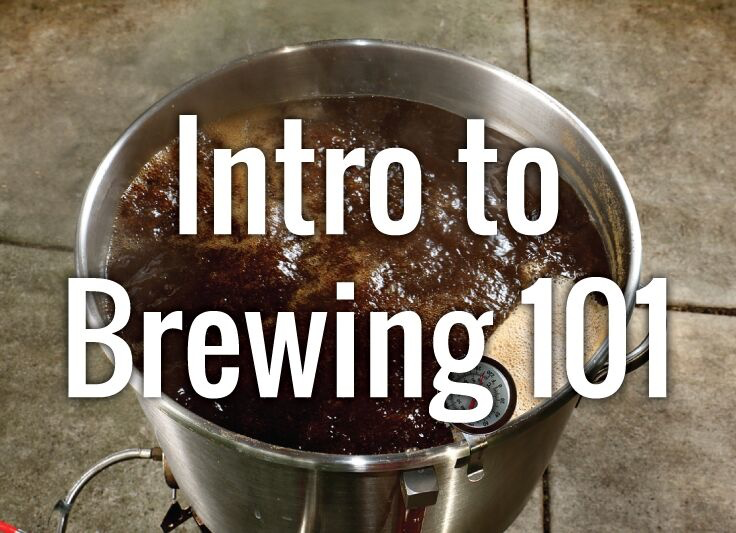 Intro to Brewing 3/14/20