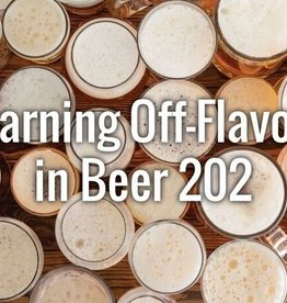 Off Flavors Class- 4/29/20