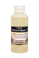 Natural Maple Flavoring Extract- 4 oz.