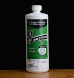 BTF Iodophor Sanitizer- 32oz