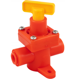 Accessories Blowtie Diaphragm Spunding Valve / Adjustable