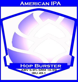 Hop Burster-PBS Kit **ALL GRAIN**