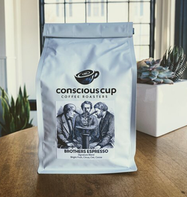 Coffee Conscious Cup- Brothers Espresso