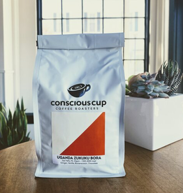 Coffee Conscious Cup Uganda Zukuku Bora