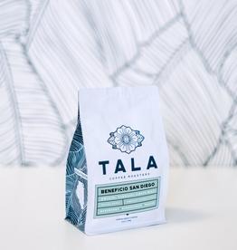 Coffee TALA Beneficio San Diego