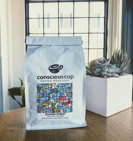 Coffee Conscious Cup- Station Street Blend