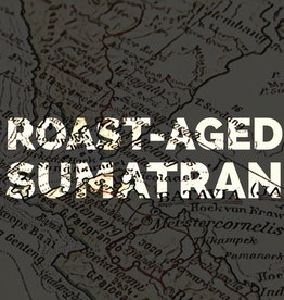 Coffee Roast Aged Sumatran Coffee Beans 1lb
