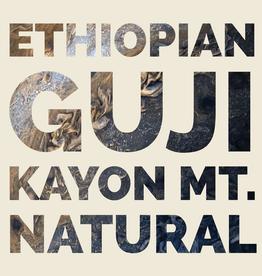 Coffee Ethiopan Kayon Mt. Natural