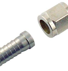 "5/16"" Flare Swivel Nut and Barb Set"