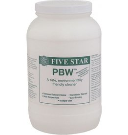 Five Star PBW 8lb Jar