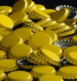 Accessories Yellow Crown Caps (O2 Absorbing) - 100 ct