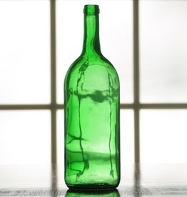 Wine 1.5L Emerald Green Bordeaux Bottles (case of 6)