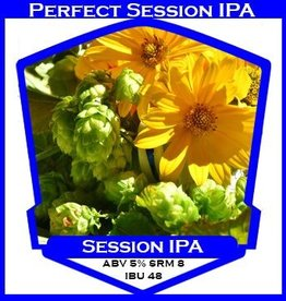 Perfect Session IPA- PBS Kit
