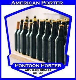 Pontoon Porter PBS Kit Extract 5 gallon