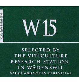 Wine W15 Dry Wine Yeast- 8 gram