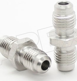 "Draft Hardware 1/4"" x 1/4"" Male Flare Thread Adapter"