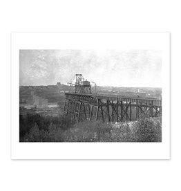 High Level Bridge April 1912