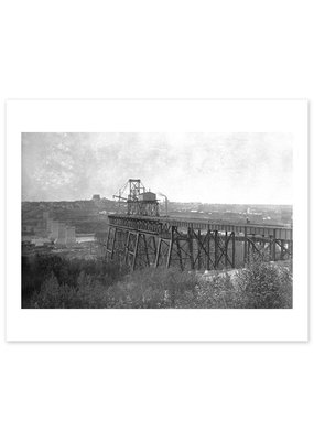 High Level Bridge April 1912