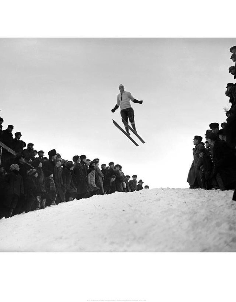 Connors Hill Ski Tournament 1914