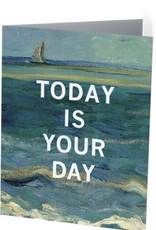 Vivid Print Today is Your Day