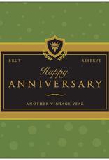 Vivid Print Vintage Anniversary