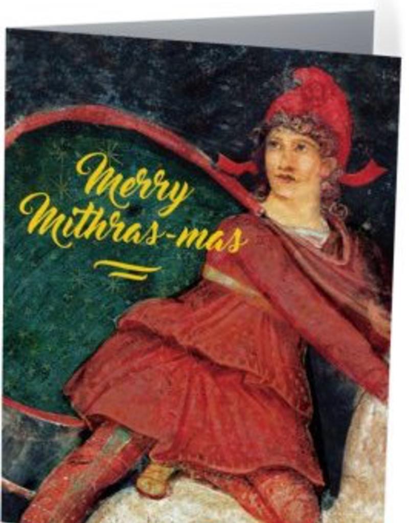 Vivid Print Mithras-mas