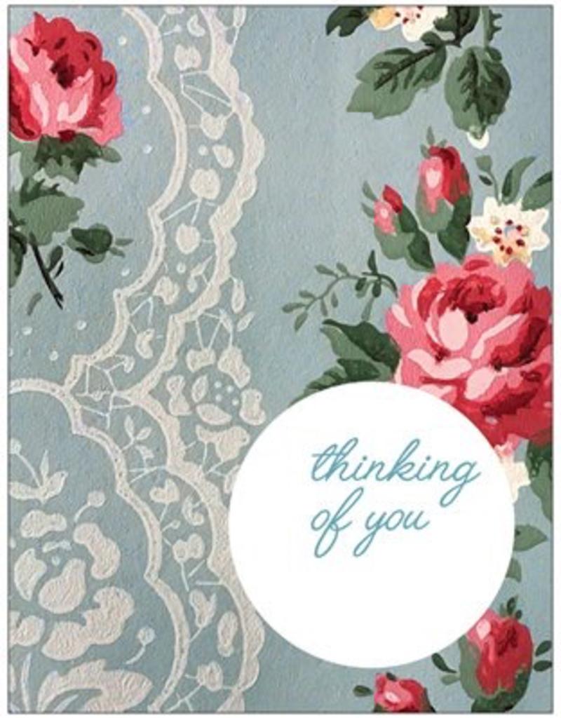 Vivid Print Thinking of You