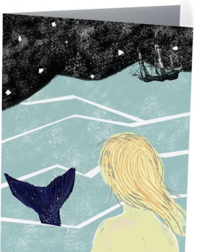 Vivid Print Mermaid Lure