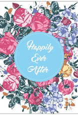 Vivid Print Happily Ever After
