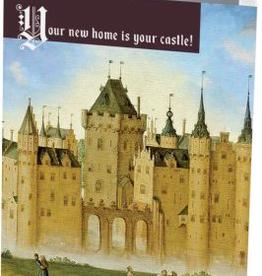 Vivid Print Home Is Your Castle