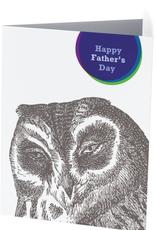 Vivid Print Happy Father's Day