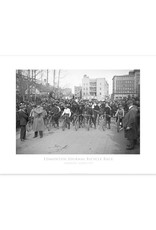 Edmonton Journal Bicycle Race 1919 Poster