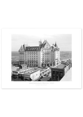 Hotel Macdonald Poster
