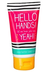 Wild & Wolfe Happy Jackson Hand Cream Hello Hands 75Ml Tube
