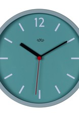"""Wild & Wolfe Wall Clock French Blue 12"""""""