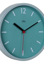 """Wall Clock French Blue 12"""""""