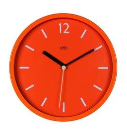 "Wall Clock Goldfish Orange 12"""