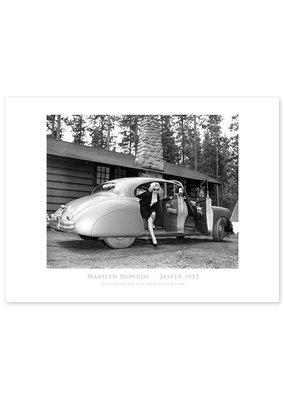 Marilyn In Jasper Poster
