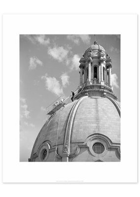 Legislature Building Dome 1951
