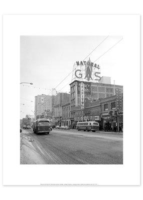 Jasper Avenue 1952